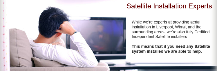 Satellite Installation Experts