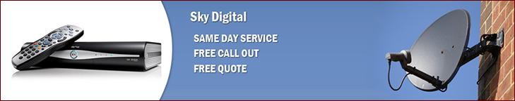 Did you know that you do not need to turn to Sky for your digital TV installation.